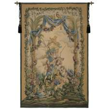 Swing in Taupe European Tapestry