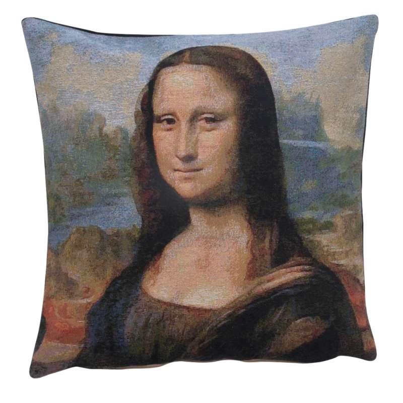 Mona Lisa II European Cushion Cover