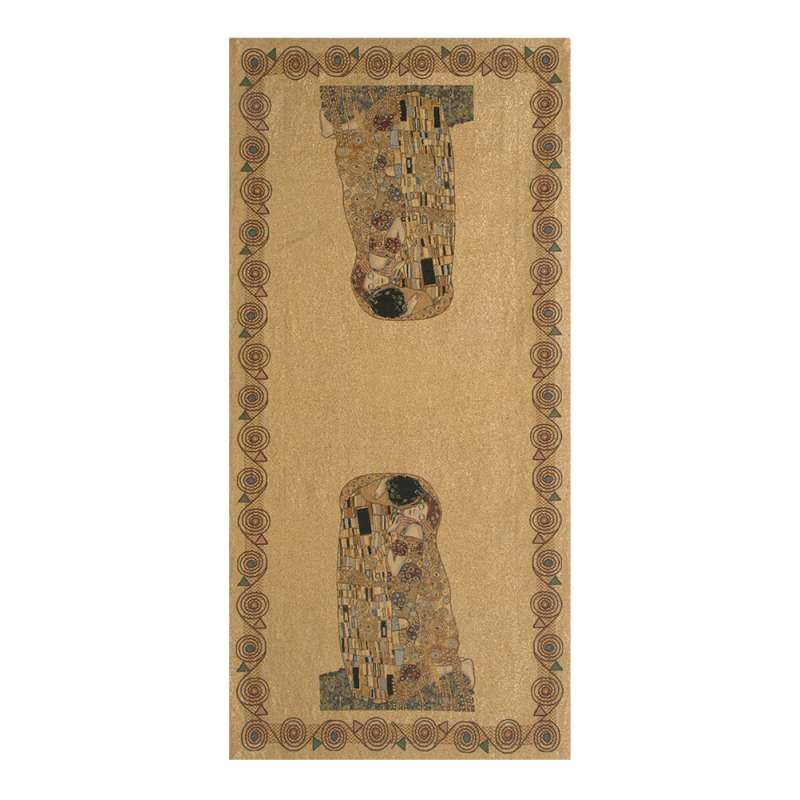 Il Bacio II Tapestry Table Runner