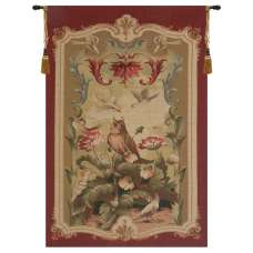 Owl's Paradise European Tapestry