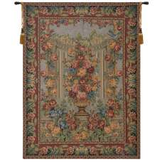 Floral Rotunda European Tapestry