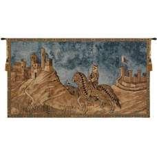 Guido Riccio da Fogliano Italian Tapestry Wall Hanging