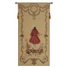 A Gentleman's Departure European Tapestry