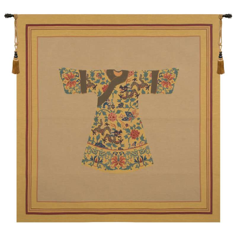 Blond Kimono European Tapestry