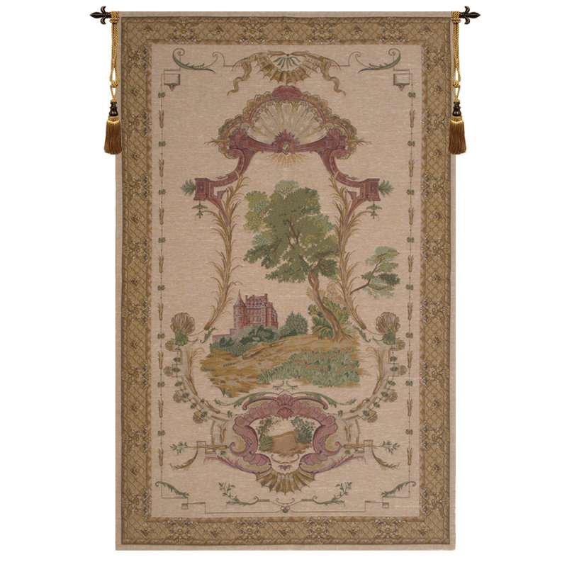 Verdure Castle European Tapestry