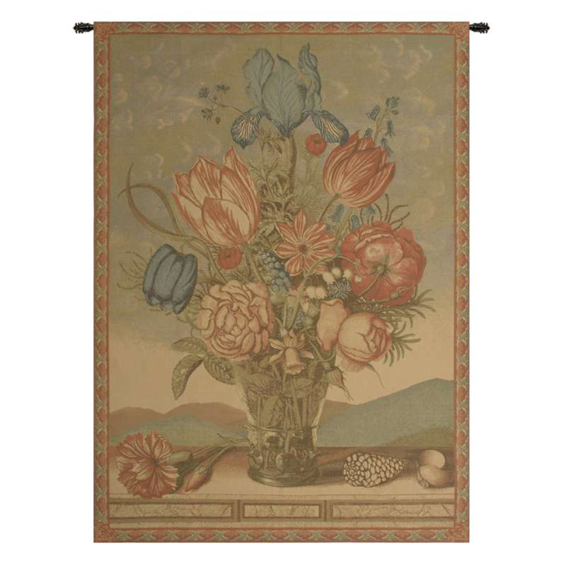 Gathered Bouquet European Tapestry
