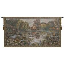 Parc de Monet I European Tapestry
