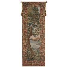 Verdure Castle Landscape Right European Tapestry