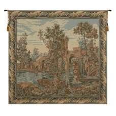 Landscaped Bridge European Tapestry