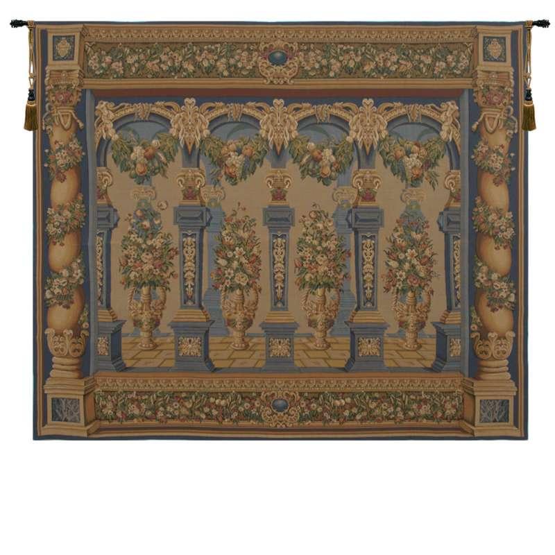Loggia Columns Horizontal European Tapestry