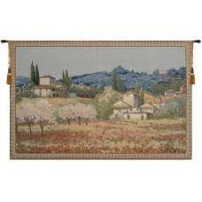 View from the Hill European Tapestry