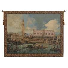 Bucintoro I Italian Tapestry Wall Hanging