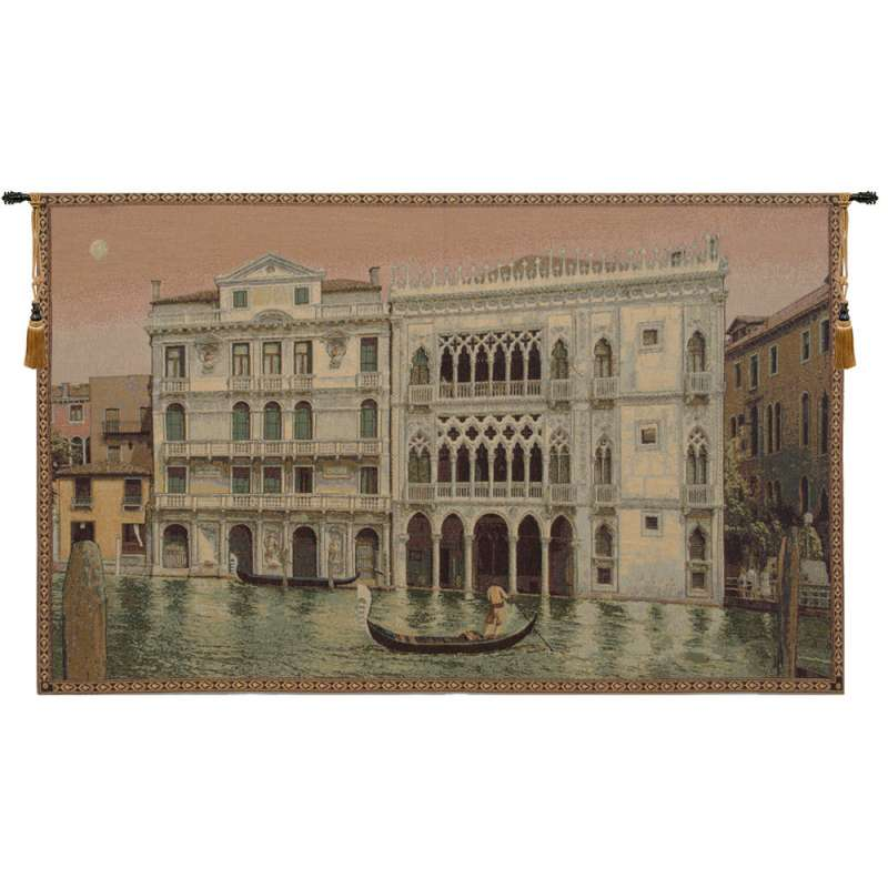 Ca' D'Oro Italian Tapestry