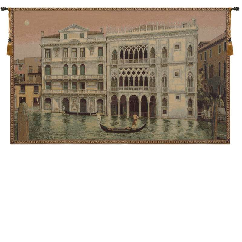 Ca' D'Oro Italian Tapestry Wall Hanging