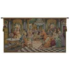 Concerto Grande Italian Tapestry Wall Hanging