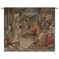 Concerto Piccolo Italian Tapestry Wall Hanging
