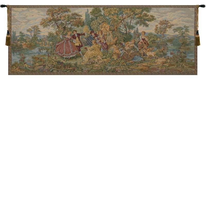 Scena Italian Tapestry Wall Hanging