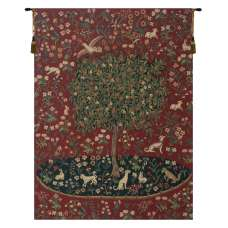 The Cluny Tree Belgian Tapestry