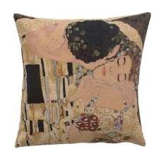 Klimt's Le Baiser European Cushion Covers