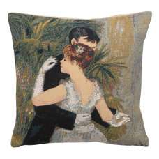 Degas Danse a la Ville Large European Cushion Covers