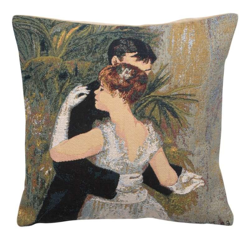Degas Danse a la Ville Large European Cushion Cover