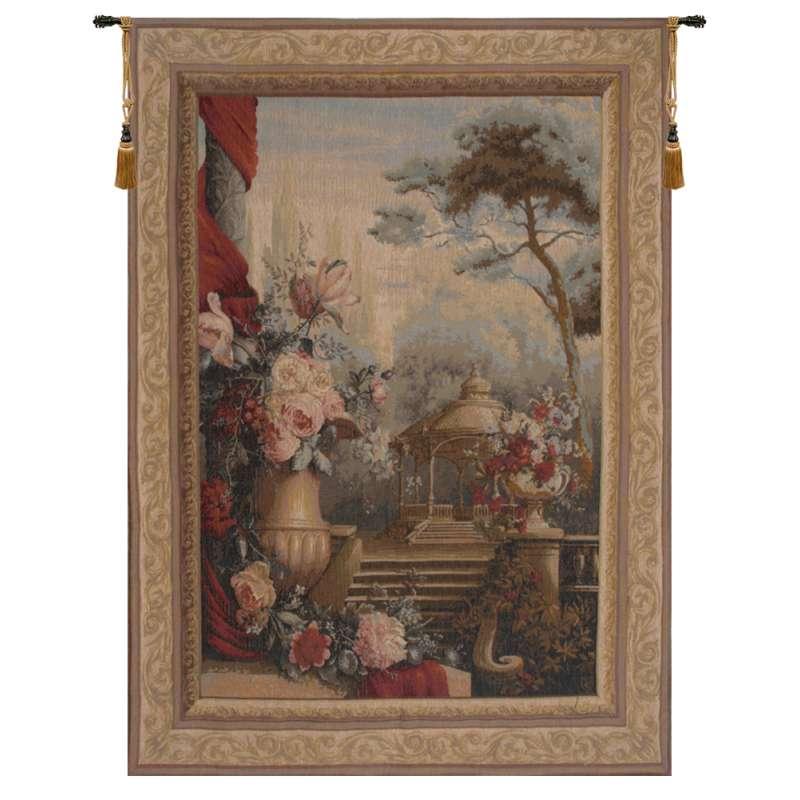 Bouquet Jardin Gazebo French Tapestry