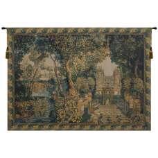 Eden's Garden Belgian Tapestry Wall Hanging