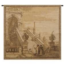 Grand Stairway European Tapestry