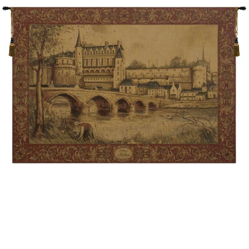Olde World Chateau d Amboise European Tapestry