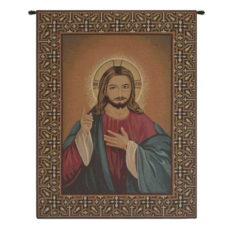 Jesus European Tapestry
