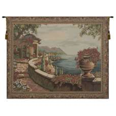 Capri Terrace European Tapestry