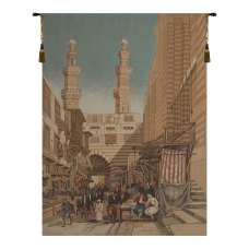 Market Square European Tapestry