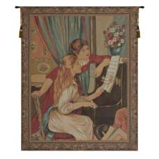 The Piano European Tapestry