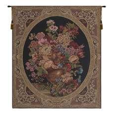 Royal Flowers European Tapestry