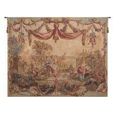 Le Mai French Tapestry Wall Hanging
