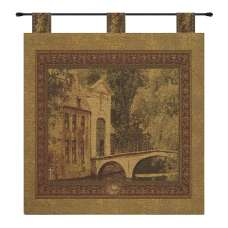 Brugge Small with Loops European Tapestry