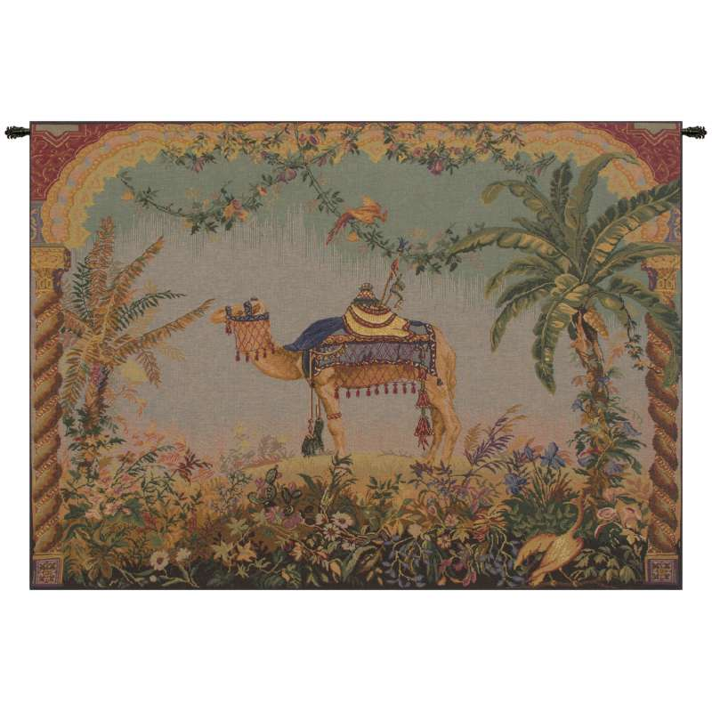 The Camel Large French Tapestry