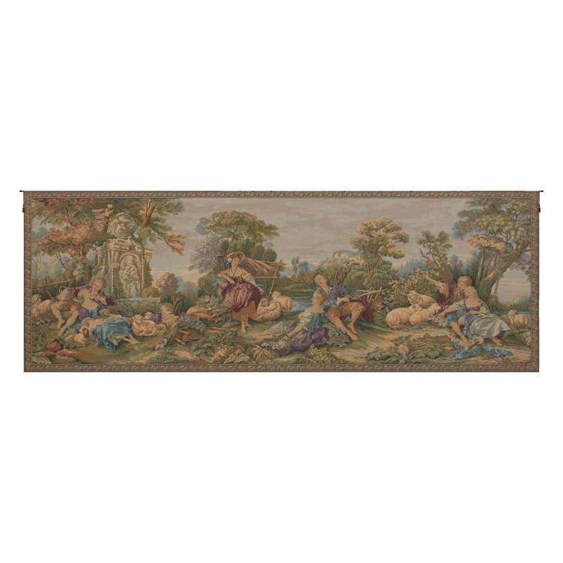 Pastorale Italian Tapestry Wall Hanging