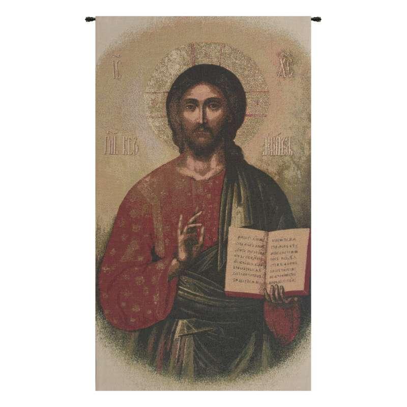 Jesus Master Lectern European Tapestries