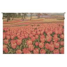 Tulipani Italian Tapestry Wall Hanging