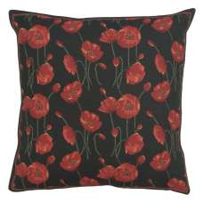 Little Poppys European Cushion Covers