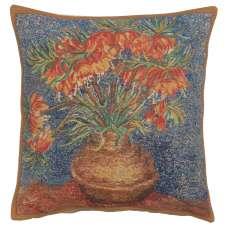 Fritillaries Belgian Cushion Cover