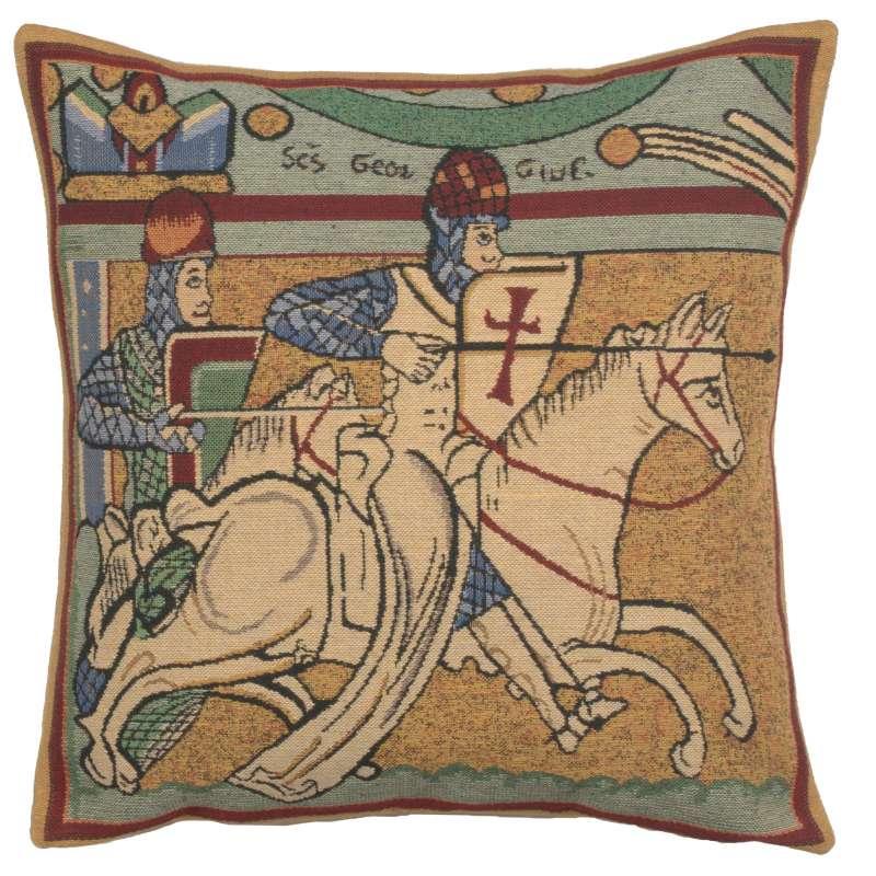 Chevaliers de St. Gregoire I Belgian Cushion Cover