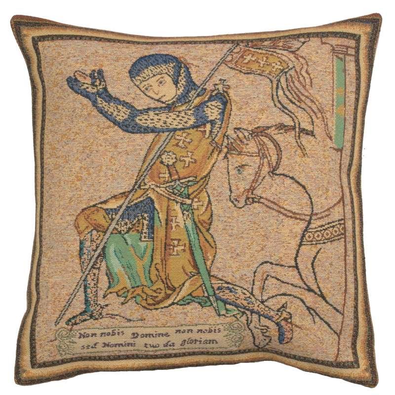 Croise Genoux I European Cushion Covers