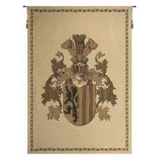 Belgium Crest European Tapestry