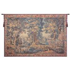 Sous-Bois Anime Belgian Tapestry Wall Hanging