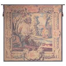 Verdure Francais Belgian Tapestry Wall Hanging