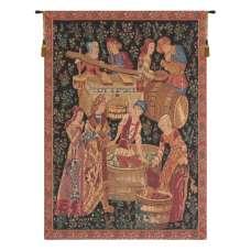The Wine Press I European Tapestry