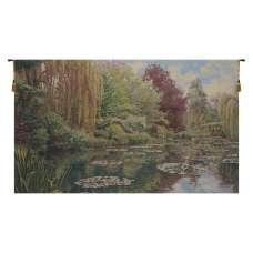 Monet Left Panel No Border Flanders Tapestry Wall Hanging
