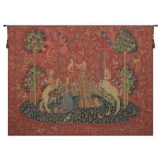 Le Gout Clair Belgian Tapestry Wall Hanging